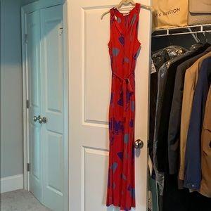Tucker Maxi Dress M